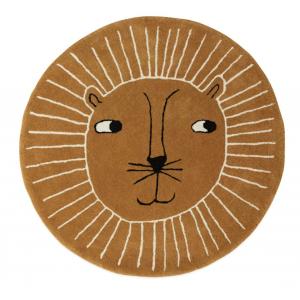 TAPETE OYOY - LION CARAMEL