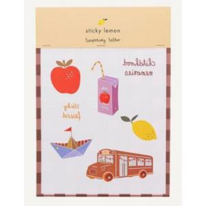 TATUAGENS - CHILDWOOD MEMORIES