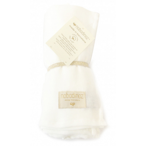 SWADDLE BUTTERFLY - WHITE