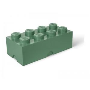 LEGO 8 ENCAIXES - VERDE SECO
