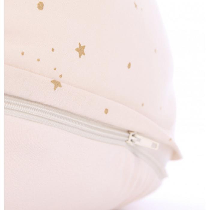 almofada amamentação grande gold stella d.pink