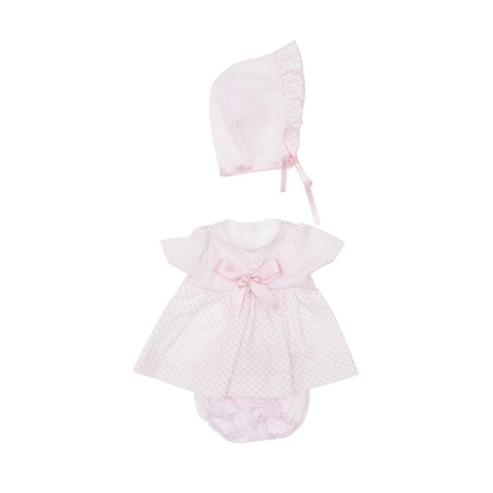 roupa para koke vestido rosa