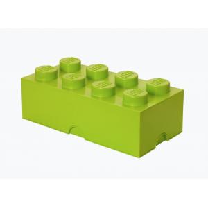 LEGO 8 ENCAIXES - VERDE LIMA