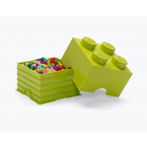 LEGO 4 ENCAIXES - VERDE CLARO