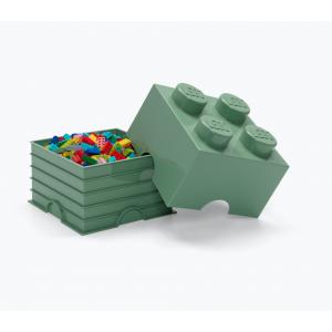 LEGO 4 ENCAIXES - VERDE SECO