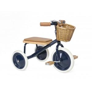 triciclo azul marinho