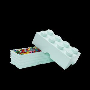 LEGO 8 ENCAIXES - VERDE ÁGUA