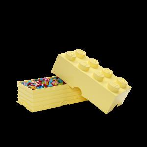 LEGO 8 ENCAIXES - AMARELO...