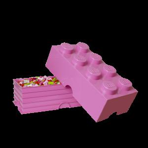 LEGO 8 ENCAIXES - LILÁS