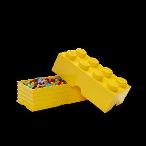 LEGO 8 ENCAIXES - AMARELO