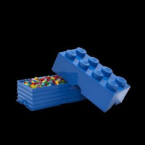 LEGO 8 ENCAIXES - AZUL MARINHO