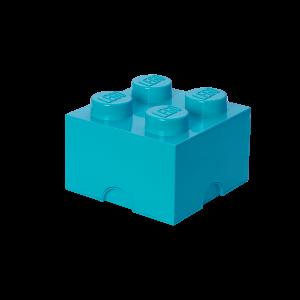 LEGO 4 ENCAIXES - AZUL...