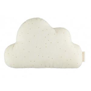 almofada nuvem honey sweet dots natural