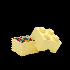 LEGO 4 ENCAIXES - AMARELO...
