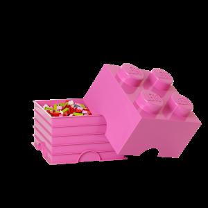 LEGO 4 ENCAIXES - LILÁS