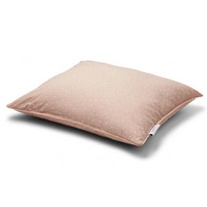 Almofada 45x40 rosa com confetis
