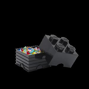 LEGO 4 ENCAIXES - PRETO
