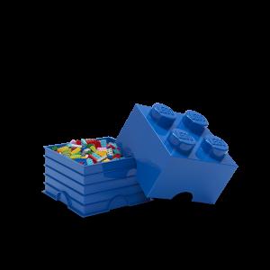 LEGO 4 ENCAIXES - AZUL MARINHO