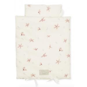 roupa de cama windflower cream