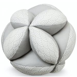 bola de algodão grey wave