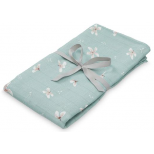 swaddle windflower blue