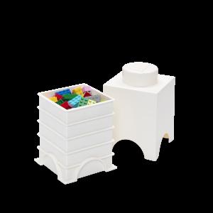LEGO 1 ENCAIXE - BRANCO