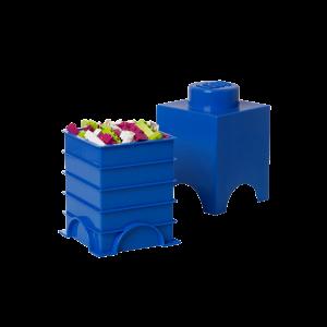 LEGO 1 ENCAIXE - AZUL
