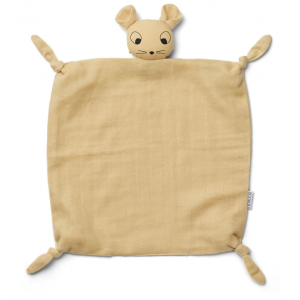 DOUDOU - MOUSE WHEAT YELLOW