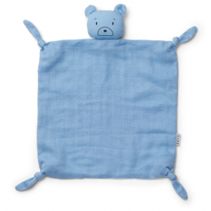 DOUDOU - MR. BEAR SKY BLUE