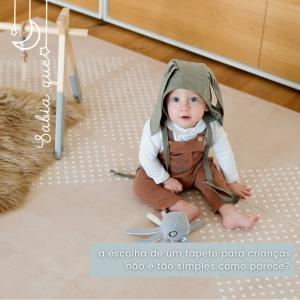 Com a chegada de um bebé, qualquer casa ganha uma nova vida e também uma nova decoração! Regra geral, reformulam-se os espaços para que o ambiente se torne propício ao bem-estar dos pais e do bebé, mas essa preocupação ultrapassa a necessidade de bem-estar e prende-se também (e acima de tudo) com a segurança. ⠀⠀⠀⠀⠀⠀⠀⠀⠀⠀ 🖥 www.myminimoon.com 📩 shop@myminimoon.com 📞 223 252 987  965 467 237 ⠀⠀⠀⠀⠀⠀⠀⠀⠀⠀ #MyMiniMoon #BabyAndChildLifeStyle #BabyCare #MadeInPortugal #Baby #Bebé #Criança #LojaDeBebés #TudoParaOSeuBeBé #BabyFashion #BabyShop #TapeteEspuma #TapeteCrianças #Tapete #DecoraçãoQuartoCrianças #QuartoCriança #TapeteBebé #TapeteParaBrincar #DecoraçãoCasa #Toddlekind #BabyPlanning