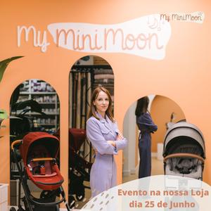 A pensar em todos os nossos clientes, a My Mini Moon em conjunto com a @maxicosi_eu, organizou o evento do ANO! Dia 25 de Junho, na Loja no Mar Shopping, teremos muitas ofertas, workshops e muitas outras surpresas! ⠀⠀⠀⠀⠀⠀⠀⠀⠀⠀ Marque já na agenda e faça-nos uma visita! 🌟 ⠀⠀⠀⠀⠀⠀⠀⠀⠀⠀ 🖥 www.myminimoon.com 📩 shop@myminimoon.com 📞 223 252 987 | 965 467 237 ⠀⠀⠀⠀⠀⠀⠀⠀⠀⠀ #MyMiniMoon #BabyAndChildLifeStyle #BabyCare #MadeInPortugal #Baby #Bebe #Crianças #LojaCriancas #Ofertas #Dorel #Familia360 #Puericultura #MaxiCosi #CadeirasAuto #CarrinhosBebe #NascimentoBebe