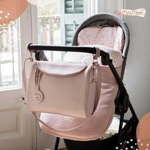 Esta mala de maternidade é super prática para usar no dia-a-dia e para levar tudo o que precisa.  #MyMiniMoon #BabyAndChildLifeStyle #BabyCare #MadeInPortugal #Baby #Bebe #Crianças #Maternidade #MalaMaternidade